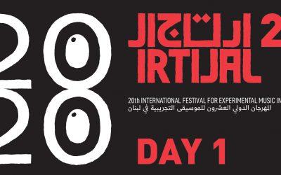 Irtijal'20 – XXth International Festival of Experimental Music in Lebanon